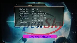 Opensky Mini Hd124b Plus Hd125b Plus 1507g 24 December 2020
