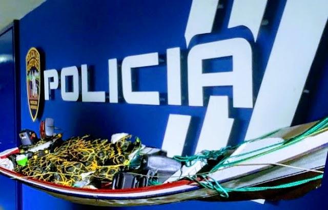 Arrestaron a venezolano en Puerto Rico cuando traficaba cargamento de cocaína en una embarcación