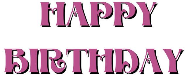 Happy Birthday Banner ©BionicBasil®