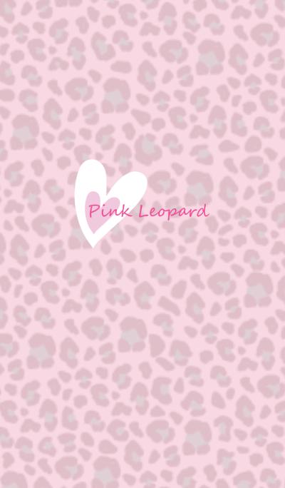 pink leopard Theme WV