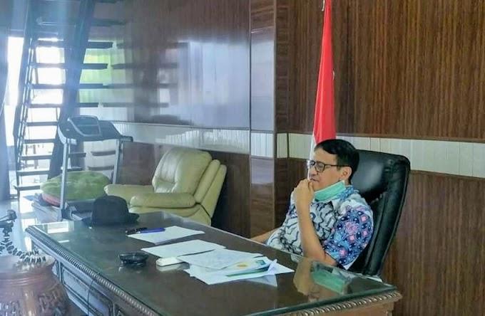 Banten Lanjutkan PSBB  Gubernur Banten : Pembiasan Nilai-nilai Baru Masyarakat sebelum Masuk New Normal