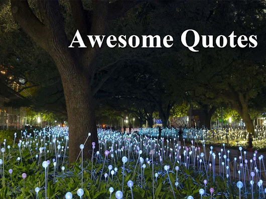 585 Awesome Quotes Will Brainstorm Your Mind, Enrich Your Knowledge And Change Your Attitudes