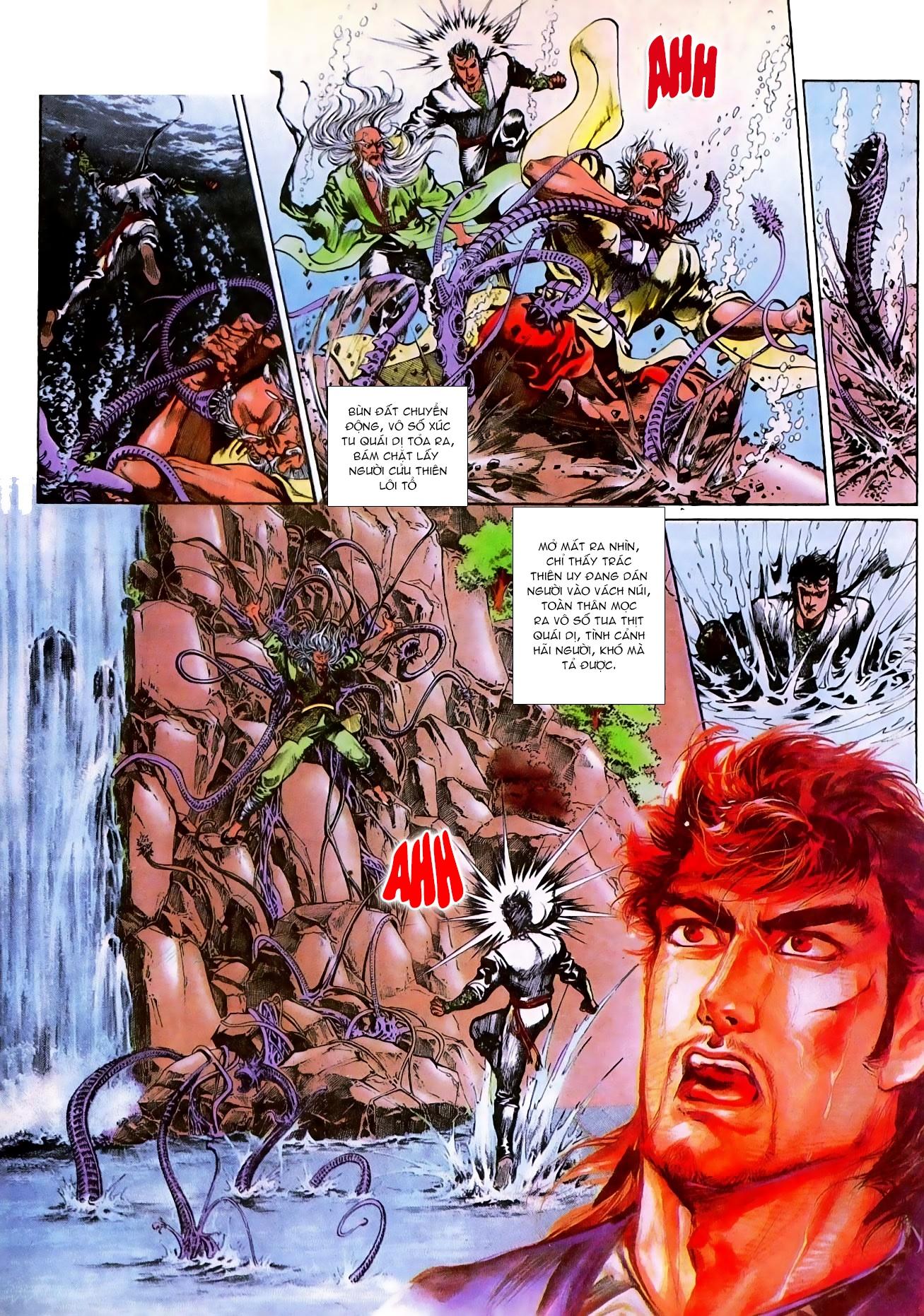 Thiết Tướng Tung Hoành chap 270 - Trang 3