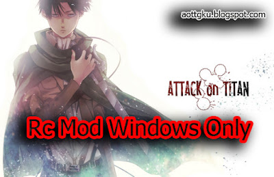 Download Rc Mod Attack On Titan Tribute Game Windows Only / AOTTG Or Format Exe.