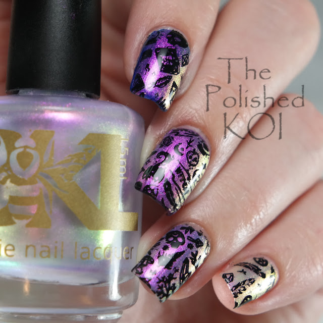 Bee's Knees Lacquer - The Asteri skittle