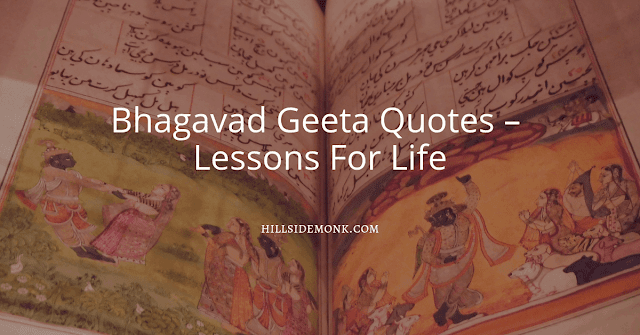 Bhagavad Geeta Quotes – Lessons For Life