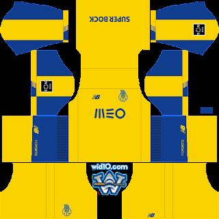 FC Porto Dream League Soccer fts 2020 DLS FTS Kits and Logo,FC Porto dream league soccer kits, kit dream league soccer 2019 2020