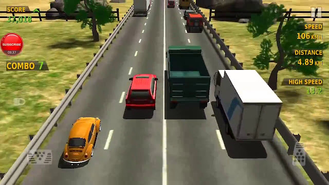 Traffic racer game play   ep2   Reo Game Play