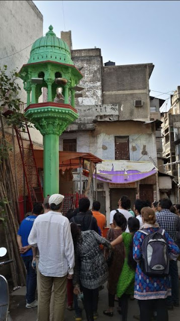What is Ahmedabad Heritage Tour - chabutro