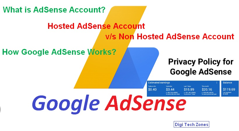What is AdSense Account?