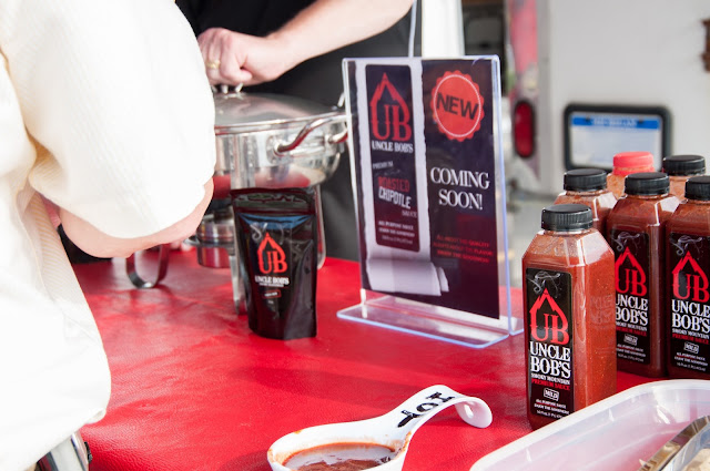Uncle Bob's Smoky Mountain Premium Sauce At The Frankenmuth Farmers Market