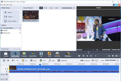 AVS Video Editor Aplikasi Edit Video untuk PC / Komputer / Laptop yang Paling Bagus