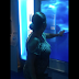 Αυτή η γυναίκα έμαθε με τον χειρότερο τρόπο γιατί δεν πρέπει να χτυπάμε ποτέ το τζάμι από το ενυδρείο ενός καρχαρία! (Βίντεο)