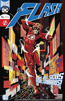 DC Renascimento: Flash #46