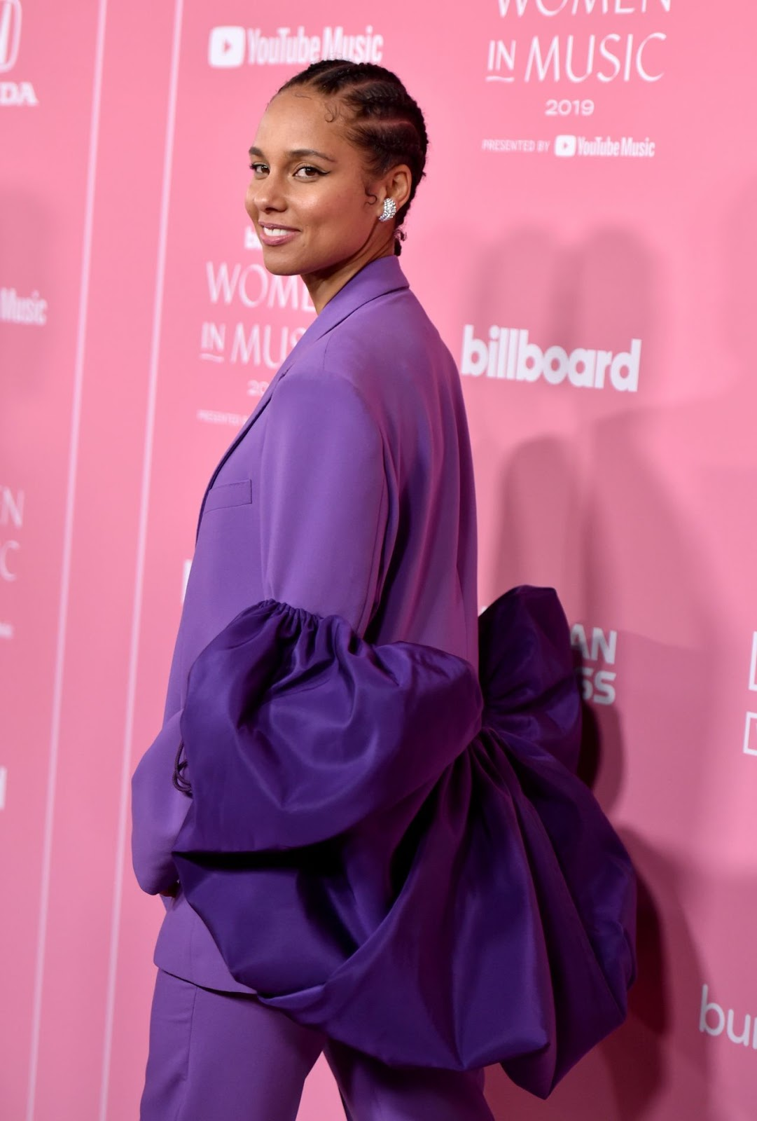 Alicia Keys – Billboard Women in Music 2019 in LA