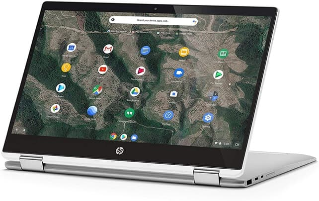 HP Chromebook x360 14b-ca0000ns