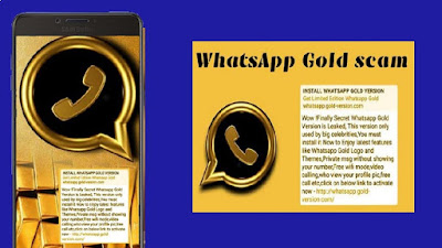 whatsapp gold features