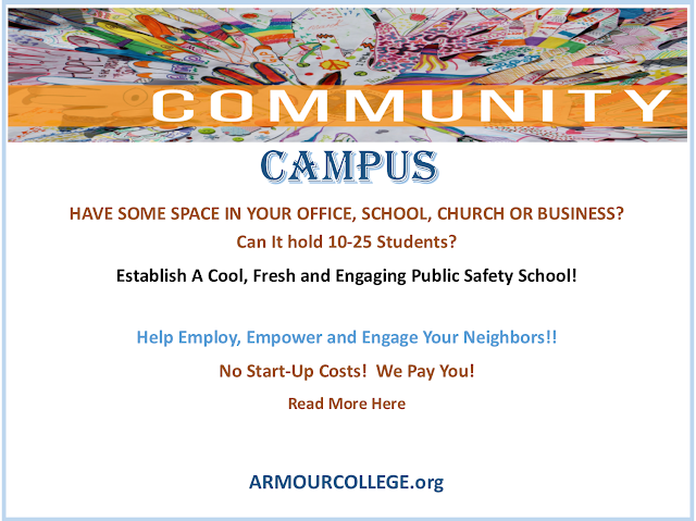 Join Our Community Campus Network!