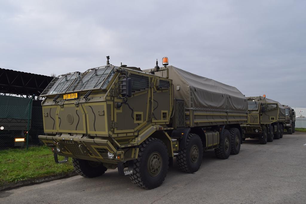 Вантажні автомоблі Tatra