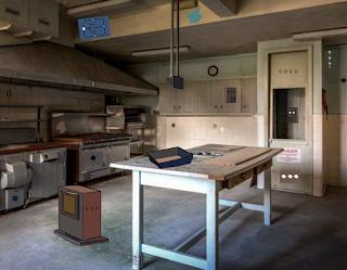 Vintage Kitchen Room Escape