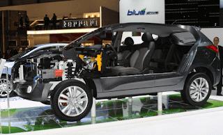 2016 Di Rumorkan sebagai tahunya Mobil SUV, dan Hyundai Sudah siapkan SUV Terbaru benaga Hidrogen untuk th 2016.