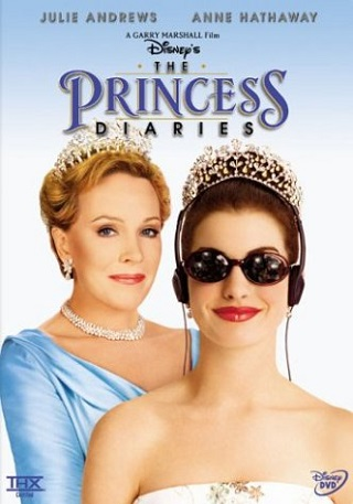 The Princess Diaries 2001 Dual Audio Hindi 350MB BluRay 480p