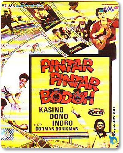 WARKOP DKI- PINTAR PINTAR BODOH (1980)