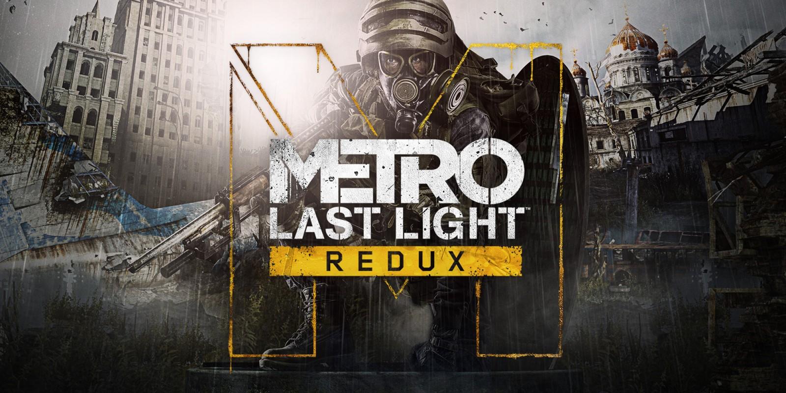 Metro: Last Light Redux Giveaway on GOG