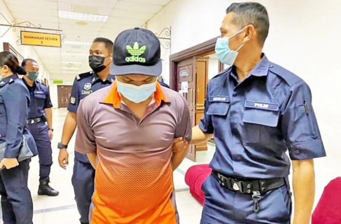 Salah Seorang Ped0filia Paling Dikehendaki Ditangkap Di Sarawak
