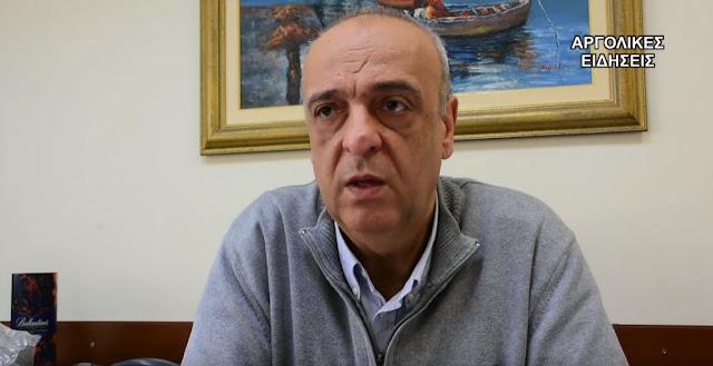 Ρ. Μπαρού: 400 άτομα προσήλθαν στο Κοινωνικό Ιατρείο του Δήμου Ναυπλιέων για δωρεάν προληπτικές εξετάσεις