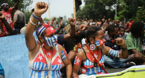 Syarat Papua Sejahtera adalah Kemerdekaan dari penjajahan; Lepas dari kendali system kolonialisme Indonesia