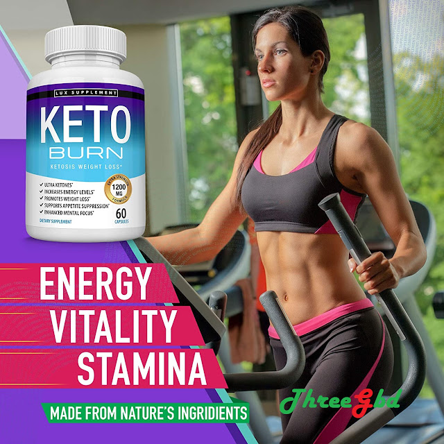 The Ingredients of Keto Burn Pills