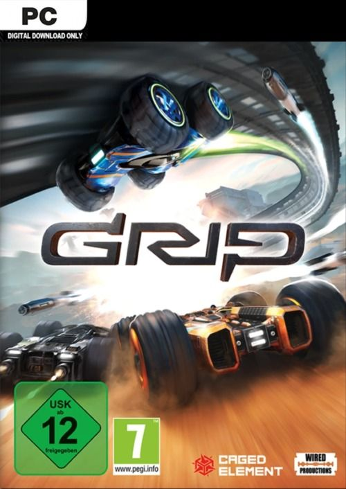 GRIP Combat Racing Torrent (PC)