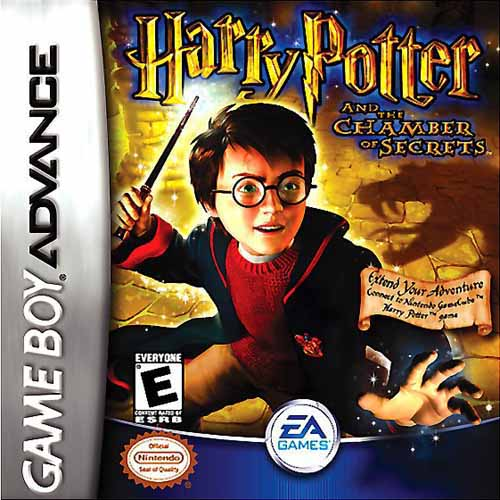 Harry Potter and the Chamber of Secrets (E)