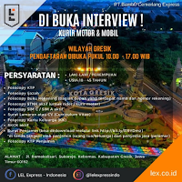 Walk In Interview di PT. Bambu Cemerlang Express Terbaru Nopember 2019