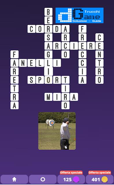 Soluzioni One Clue Crossword livello 16 schemi 2 (Cruciverba illustrato)  | Parole e foto