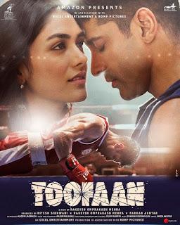 Download Toofaan (2021) Full Movie Hindi 720p HDRip