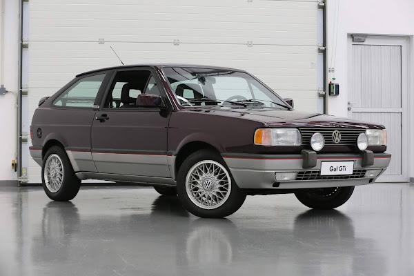 Volkswagen Gol GTI 1993