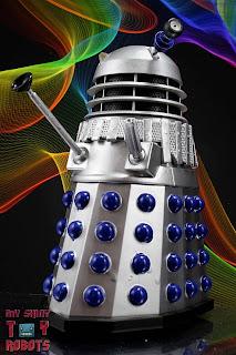 Custom Curse of Fatal Death Silver Dalek 02