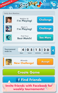 SongPop Plus Android Game APK Full Version Pro Free Download