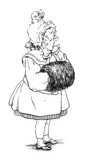 children vintage fashion image clip art download