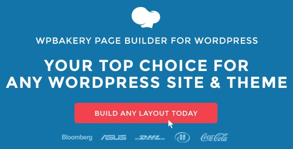 WP Bakery Page Builder for Wordpress 6.0.5 Original