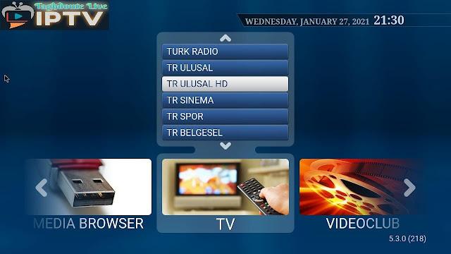 StbEmu IPTV  code portal