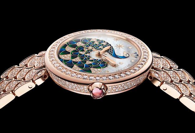Bulgari Divas' Dream Peacock Diamonds ref. 103348