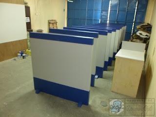 Semarang Office Divider Manufacture - Furniture Semarang