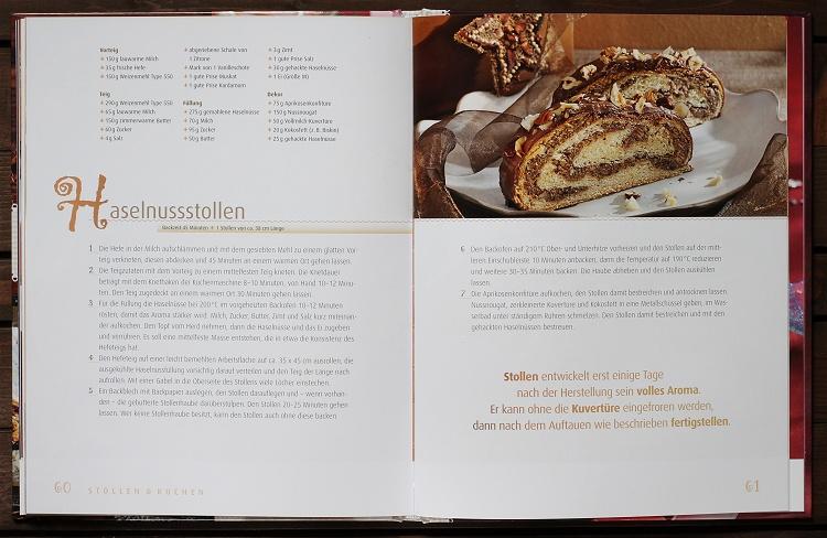 Rezension/Buchvorstellung Plätzchen & Stollen 4