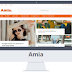 Mẫu Amia Blogger