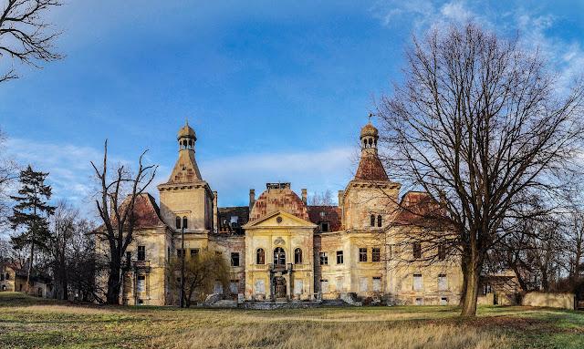 Pałac Mańczyce / fot. Łukasz Danielczyk