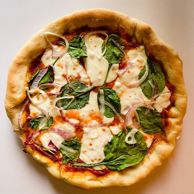 Pizza Dough (yummy)