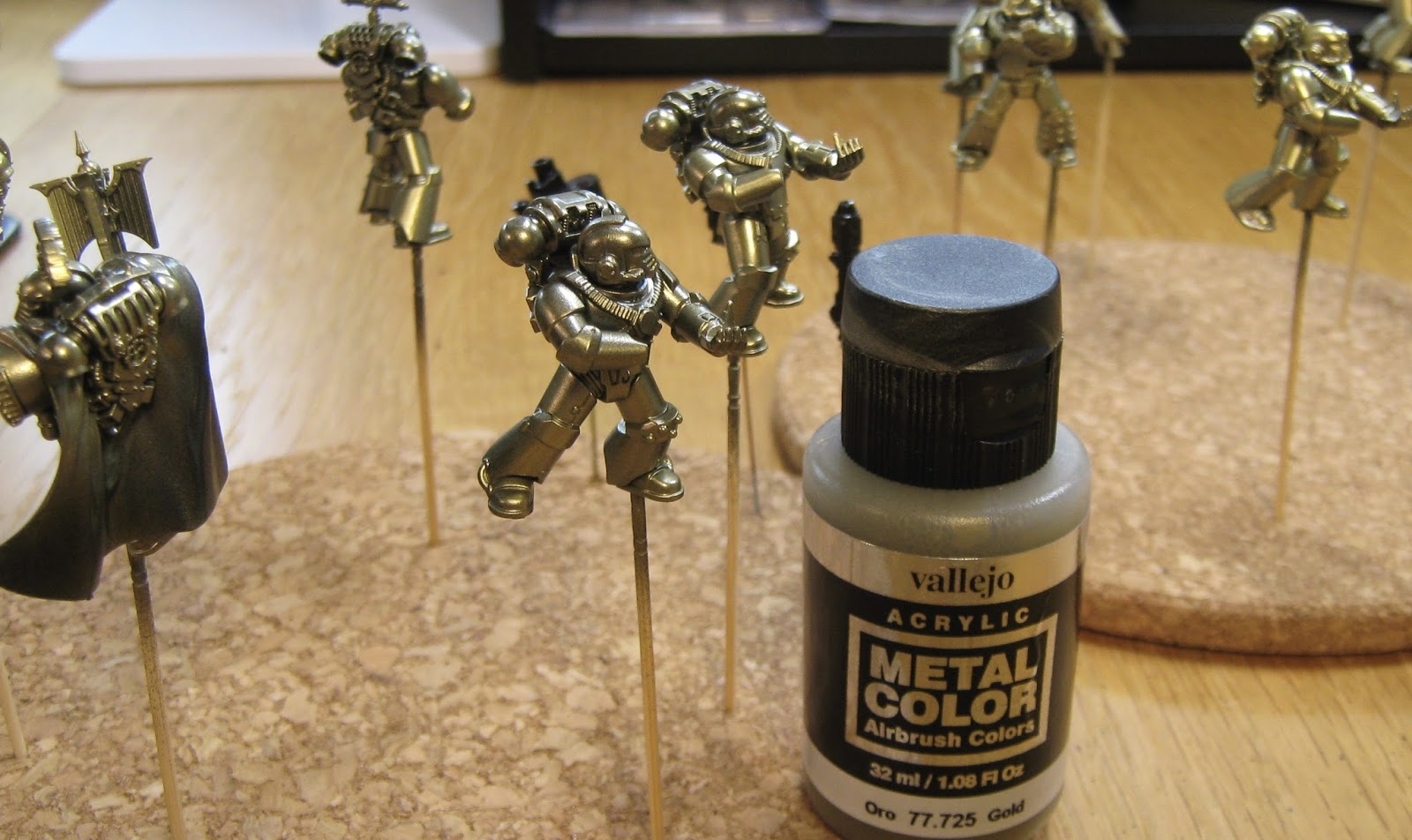 Best Spray Paint For Miniatures